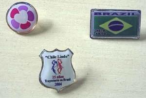 Botons Personalizados e Pins 2