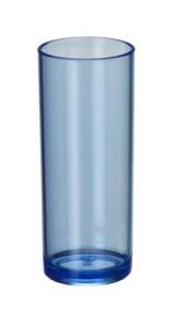 Copos long drink azul para personalizar