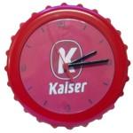 Relógios de parede tampa kaiser