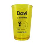 Copos caldereta personalizados Davi