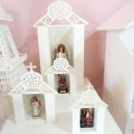 Oratório decoração