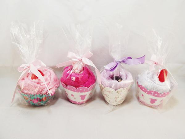 Adesivo Joia De Unha ~ Cupcake de toalha e sabonete artesanal para lembrancinha Copos Personalizados