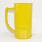 canecas de chopp 500 ml amarela opaca 150x150 Canecas de Chopp 500 ml
