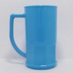 canecas de chopp 500 ml azul opaca 150x150 Canecas de Chopp 500 ml