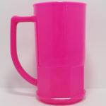 canecas de chopp 500 ml rosa opaca 150x150 Canecas de Chopp 500 ml