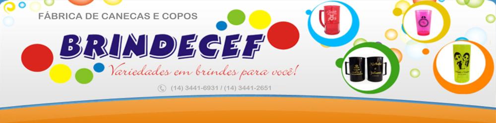Brindecef Canecas Personalizadas