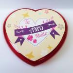 Bomboniere Coração Personalizada