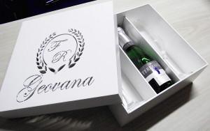 Caixinhas de MDF para casamento personalizadas a laser
