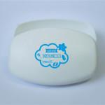 Saboneteira Personalizadas para Chá de Bebê