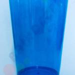 Copo Caldereta Azul Transparente