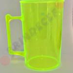 Verde Neon Transparente