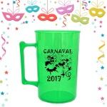 Canecas personalizadas carnaval 2017
