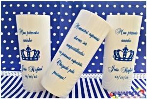 Copos long drink personalizados João Rafael