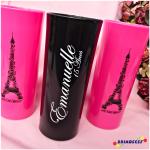 Copos long drink personalizados Emanuelle