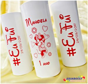 Copos long drink personalizados Minnie