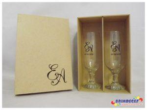 Caixas de mdf e taças personalizadas