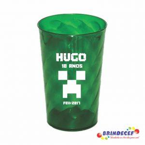 Copos twister personalizados Hugo