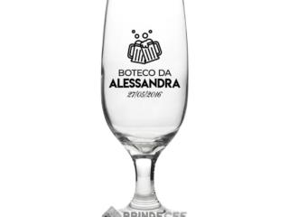 Taças de Vidro Personalizada para Champanhe Windsor 210ml 1