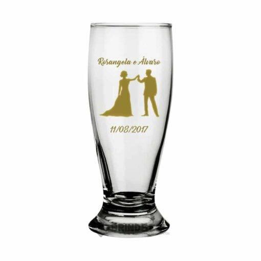 Copo para Cerveja Personalizado Modelo Munich - 300ml