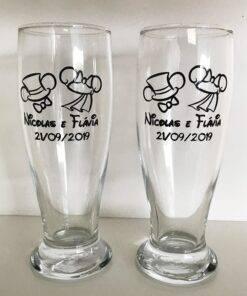 Copo para Cerveja Personalizado Modelo Munich - 300ml 5