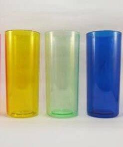 Copo Long Drink Personalizado Transparente 10