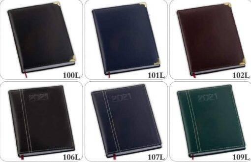 Agenda 2021 Personalizada Compacta Brochura