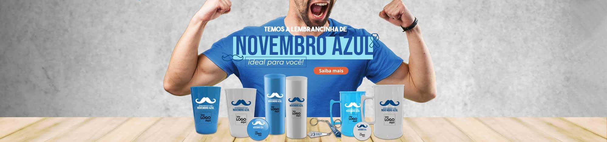 Lembrancinhas para Novembro Azul 2