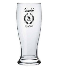Copo Tulipa para Cerveja Personalizado Modelo Munich - 200ml