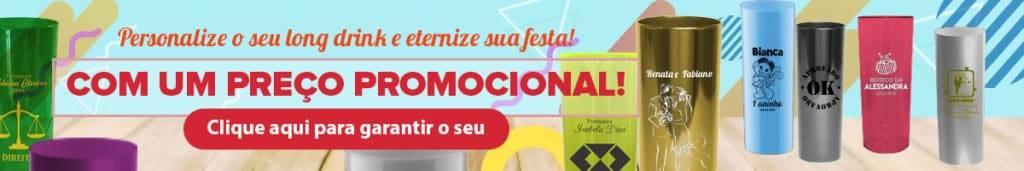 Copo Long Drink Personalizado como um diferencial na sua festa! 2