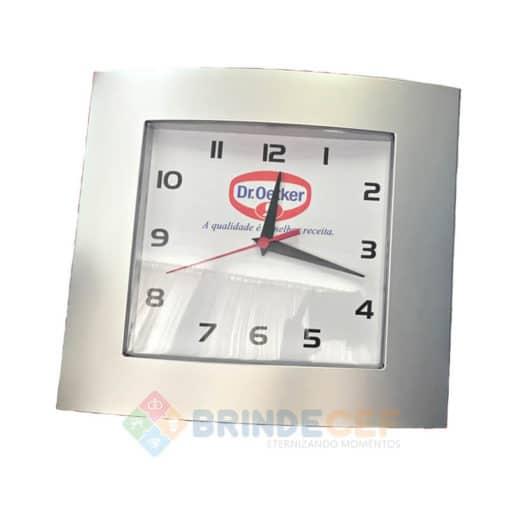 Relógio de Parede modelo Social Personalizado