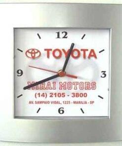 Relógio de Parede Personalizado modelo Social 2