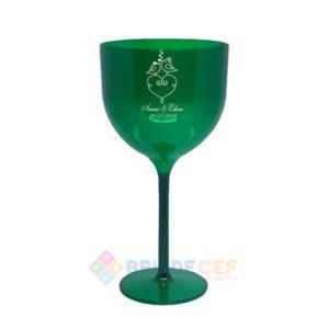 Taça de Acrílico de Gin 520ml Personalizada