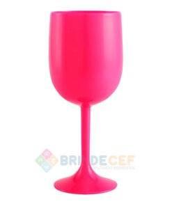 Taça de Vinho de Acrílico Personalizada 5