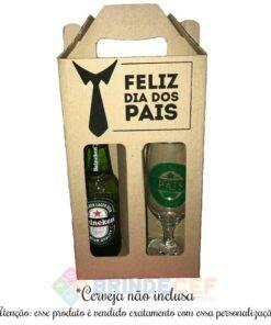 Kit Dia dos Pais Caixa + Taça Floripa