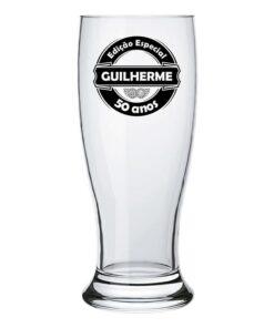 Copo Tulipa para Cerveja Personalizado Modelo Munich 530ml
