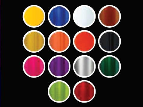 Canecas de Alumínio colorida de 800 ml Personalizadas