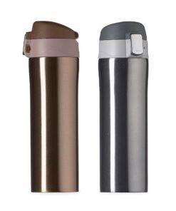 Garrafa Térmica Metal 450ml Personalizada 4