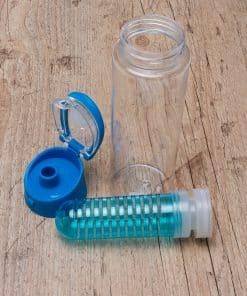 Squeeze Plástico 700ml com Infusor Personalizado 2