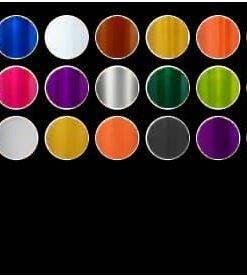 Canecas de Alumínio Coloridas 500 ml Personalizadas 1