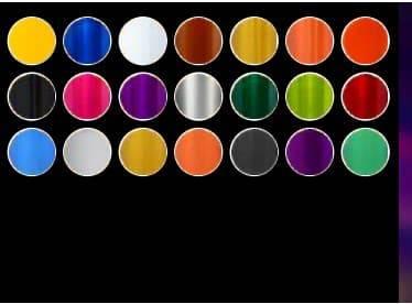 Canecas de Alumínio Coloridas 500 ml Personalizadas